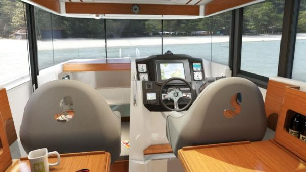 Beneteau Barracuda 9 Manufacturer Provided Image: Manufacturer Provided Image