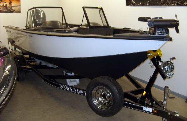 Starcraft Boats STX 2050