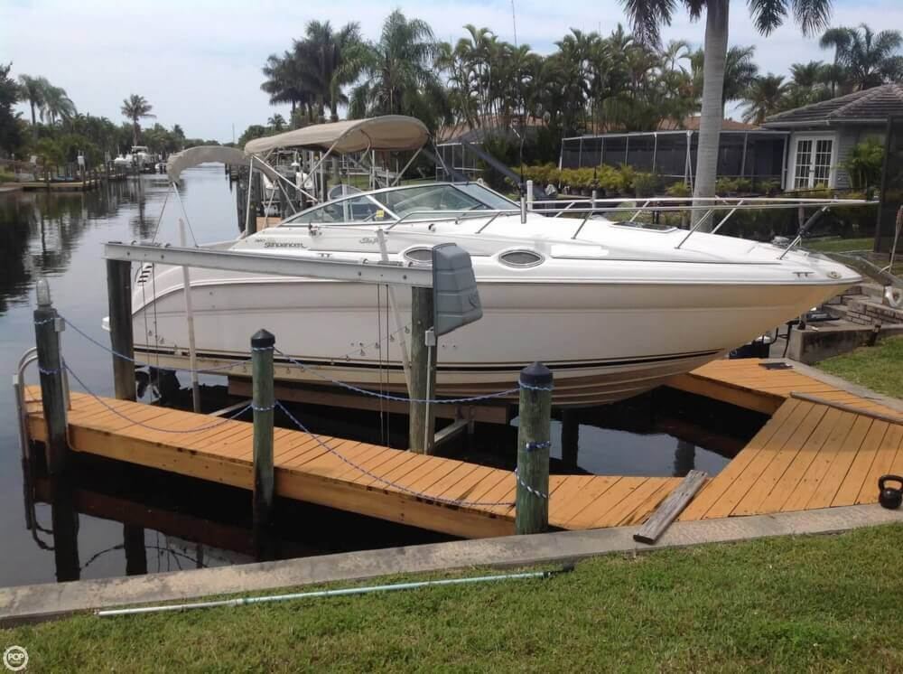 Sea Ray 260 Sundancer 2001 Sea Ray 260 Sundancer for sale in Naples, FL
