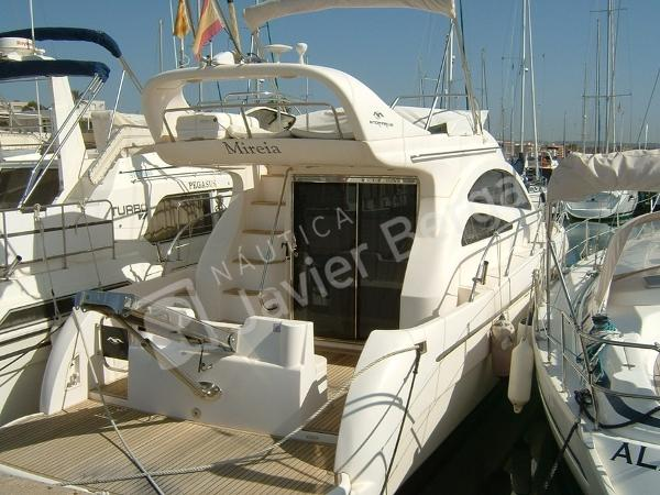 Intermare 42 Flybridge Intermare 42 Flybridge