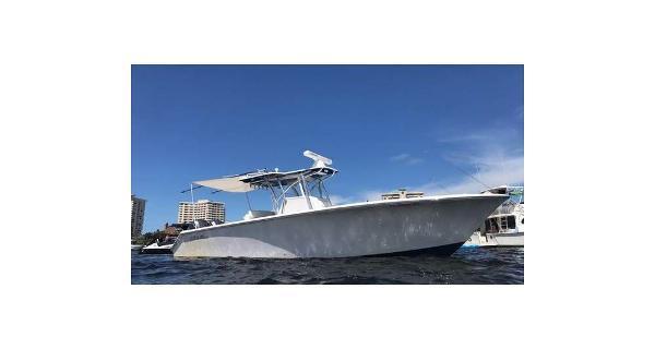 Sea Hunter 32