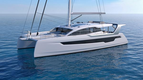 Xquisite Yachts 60 Solar Sail