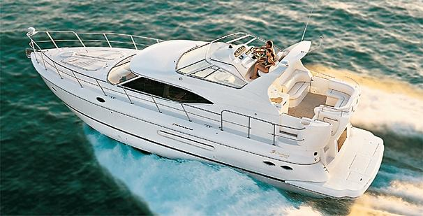 Cruisers 4450 Express Manufacturer Provided Image: 4450 Express Motoryacht