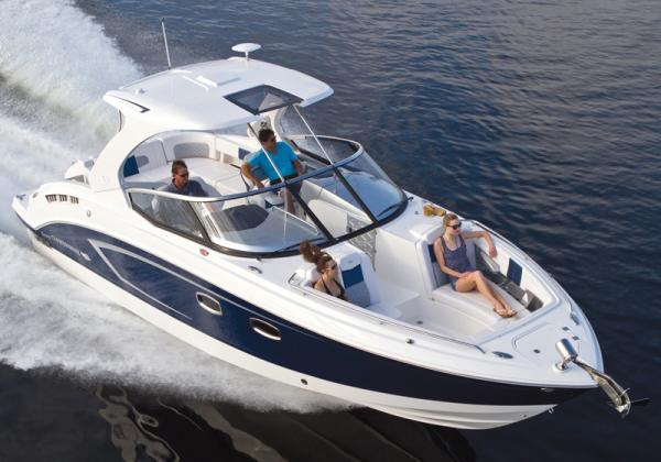 Chaparral 327 SSX Manufacturer Provided Image