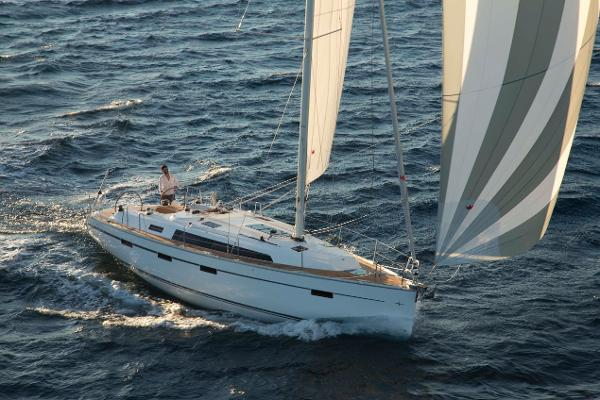 Bavaria Cruiser 41 Manufacturer Provided Image: Bavaria Cruiser 41 Sailing