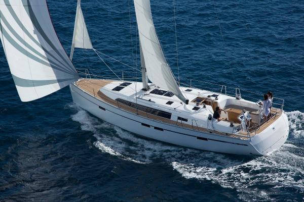 Bavaria Cruiser 46 Manufacturer Provided Image: Bavaria Cruiser 46 Sailing