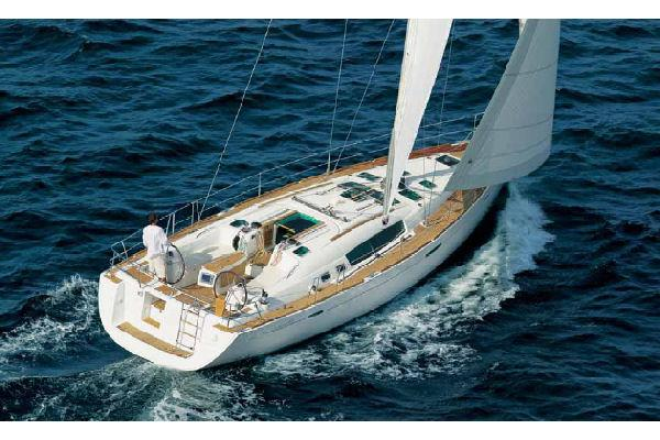 Beneteau Oceanis 46 Manufacturer Provided Image
