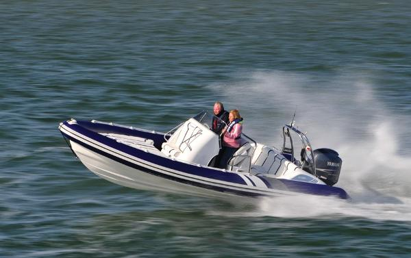 Cobra Ribs Nautique 6.6m Manufacturer Provided Image: Cobra Ribs 6.6m