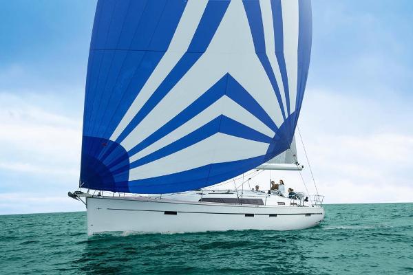 Bavaria Cruiser 51 Style Manufacturer Provided Image: Bavaria Cruiser 51 Sailing
