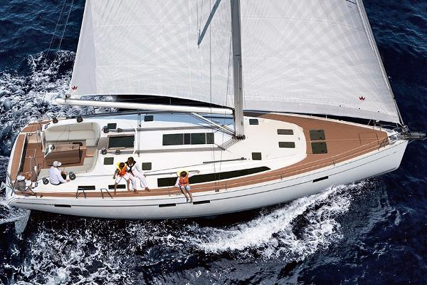Bavaria Cruiser 51 Manufacturer Provided Image: Bavaria Cruiser 51