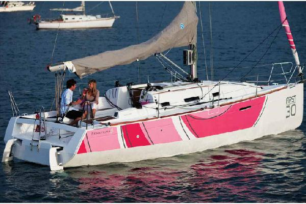 Beneteau First 30 Manufacturer Provided Image