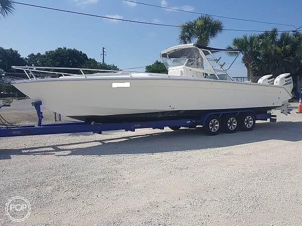 Marlago Fs 35 Center Console Cuddy 2000 Marlago FS35 for sale in Pensacola, FL