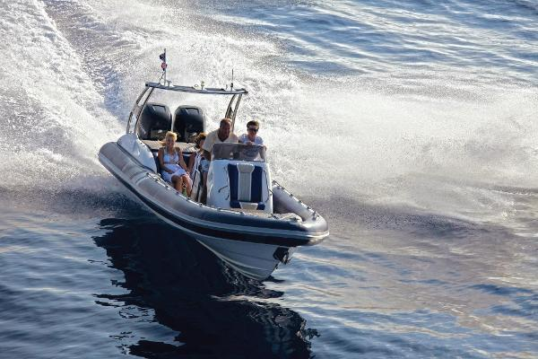 Cobra Ribs Nautique 9.2m Manufacturer Provided Image: Cobra Ribs Nautique 9.0m