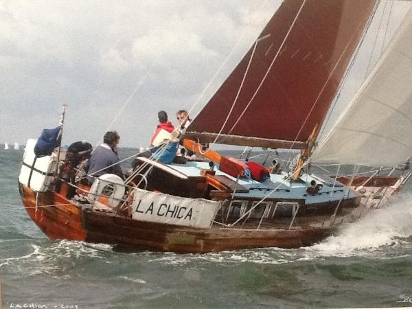 Laurent Giles Rambler Bm Sloop Laurent Giles 'Rambler' Bm Sloop