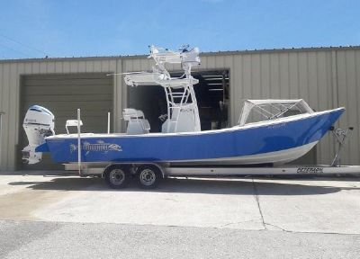 Barracuda 27 Cuda