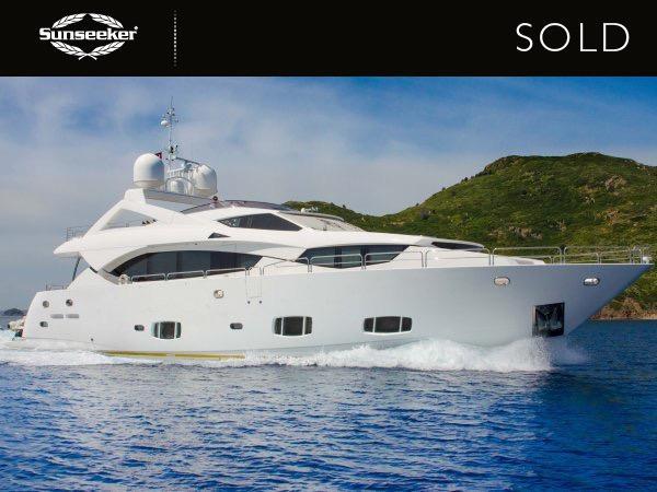 Sunseeker 30M Yacht Sunseeker 30 Metre