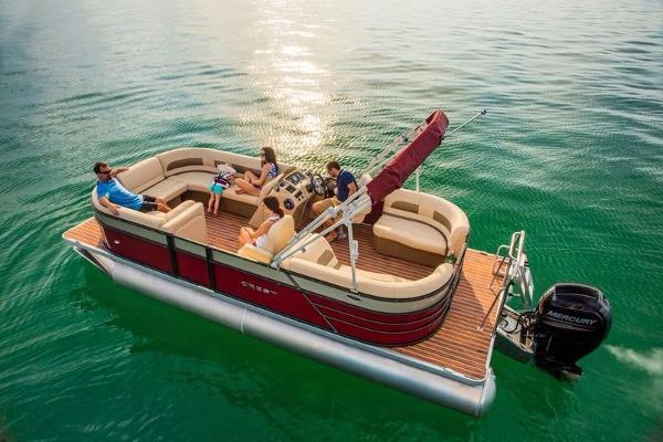 Crest Pontoon Boats CREST I 200 SF