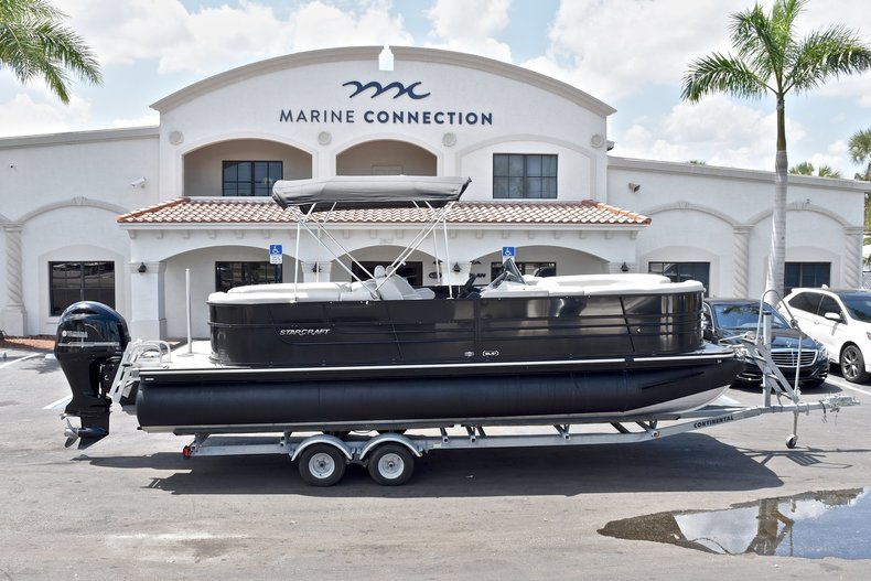 Starcraft SLS 3 Pontoon