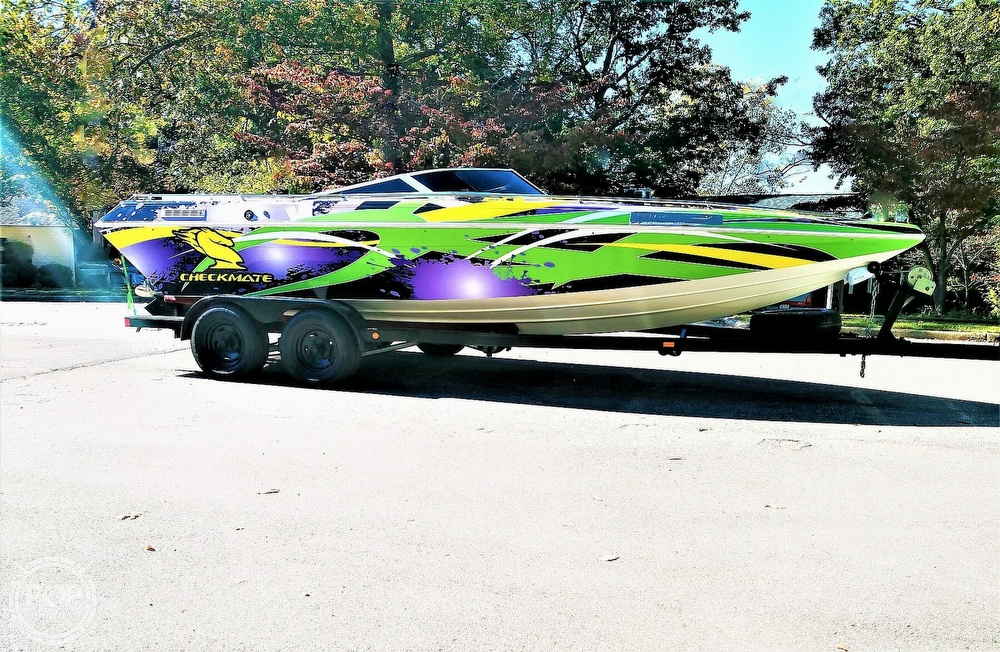 Checkmate Boats Inc 219 Persuader 1995 Checkmate 21 for sale in Gastonia, NC