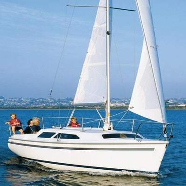 Catalina 250 Sistership