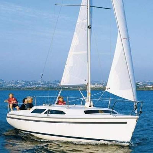 Catalina 250 Sistership