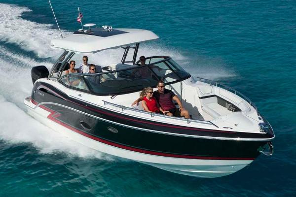 Formula 350 Crossover Bowrider OB Manufacturer Provided Image