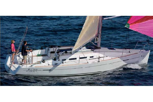 Beneteau. First 35 Manufacturer Provided Image