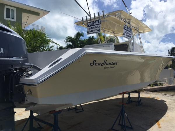 seahunter 37 Tournament