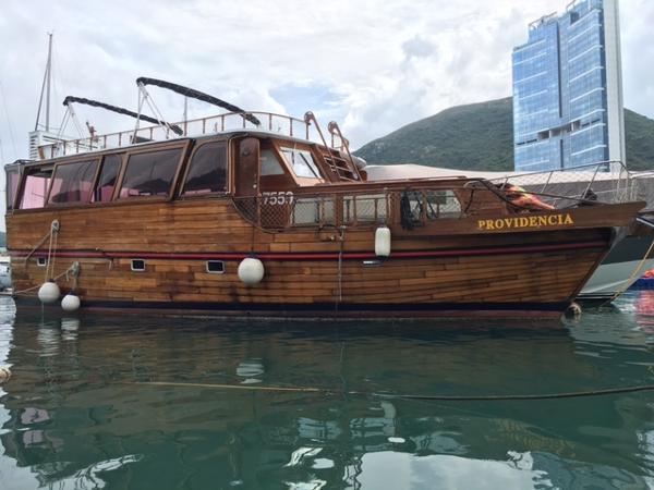 Sun Hing Shing Shipyard Teak Live-aboard