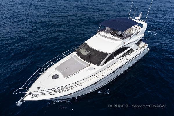 Fairline Phantom 50 Fairline 50 Phantom