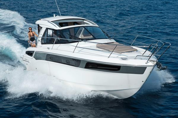 Bavaria S36 HT Manufacturer Provided Image: Bavaria Sport 36 HT