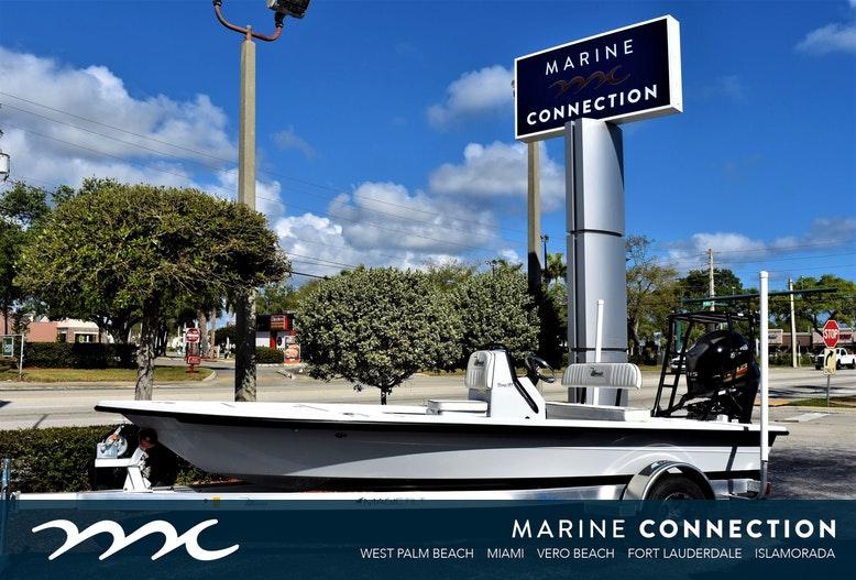 Maverick Boat Co. 18 HPX-V