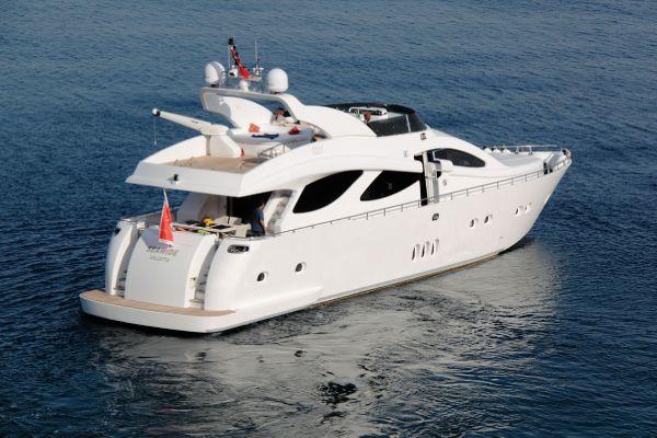 Pruva Yachts 78 yat