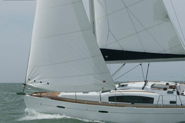 Beneteau Oceanis 40 Manufacturer Provided Image