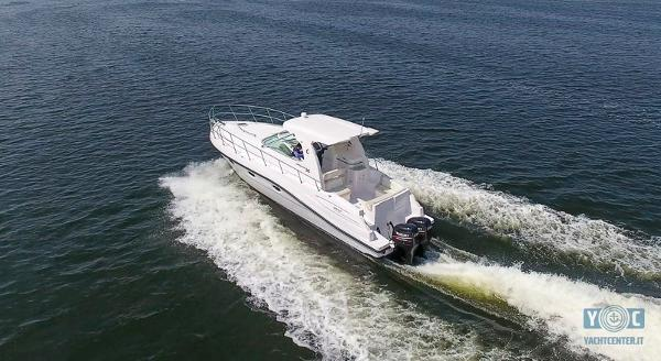 Gulf Craft Oryx 36ft Orxy 36 Profile 001