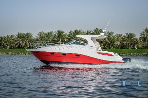 Gulf Craft Oryx 36 Profile (1)