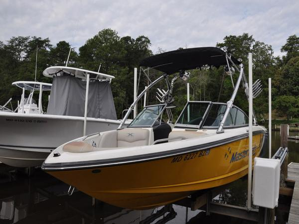 Mastercraft X-30 Profile