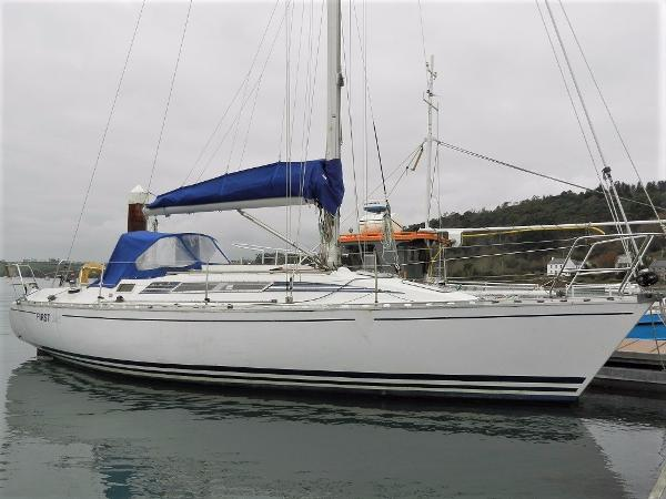"Beneteau First 345 ""Silver Breeze"""