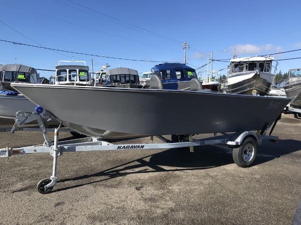 Rh Boats 16' Pro V