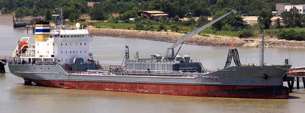 Custom Cement & Cargo Carrier