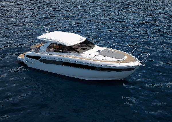 Bavaria S40 HT Manufacturer Provided Image: Bavaria Sport 40 HT