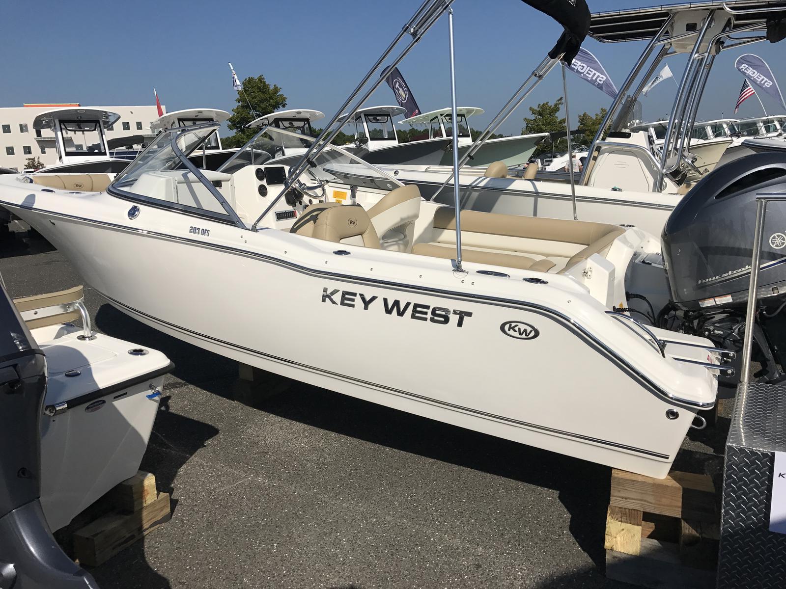 Key West 203DFS