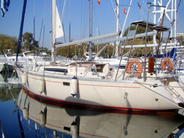 Beneteau FIRST 38 - SONIA Photo 1