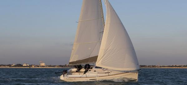 Beneteau First 20 Manufacturer Provided Image