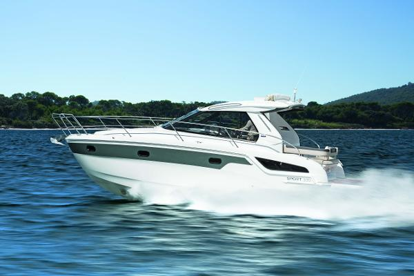 Bavaria S33 Manufacturer Provided Image: Bavaria Sport 33 HT Cruising