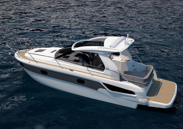 Bavaria Sport 330 HT Manufacturer Provided Image: Bavaria Sport 330 HT