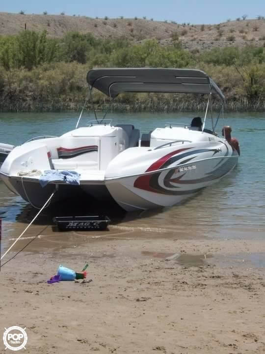 Magic 28 Deckboat 2008 Magic 28 Deckboat for sale in Lake Havasu City, AZ