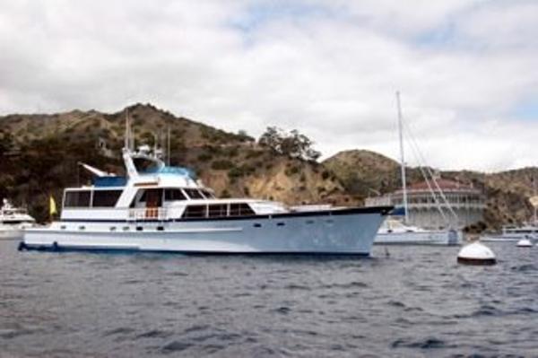 Stephens 76' Motor Yacht
