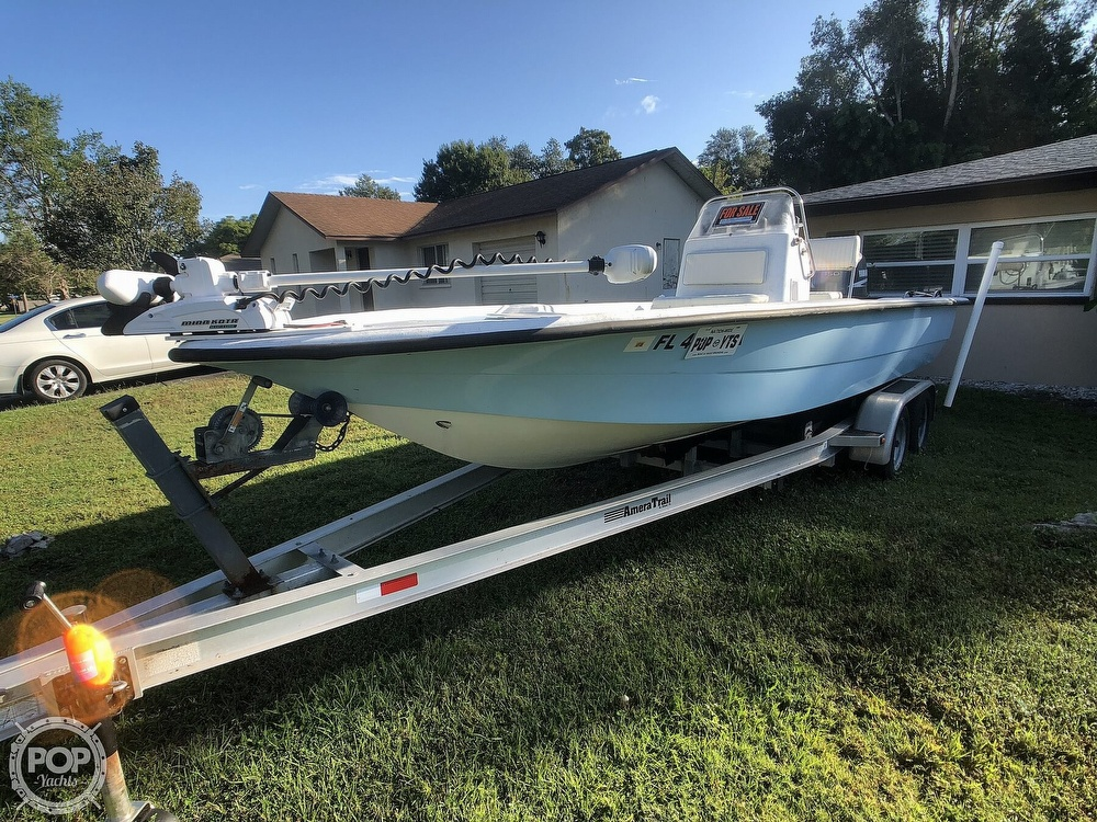 BAYSTEALTH VIP 2180 Center Console 2004 Bay Stealth 22 for sale in Clearwater, FL