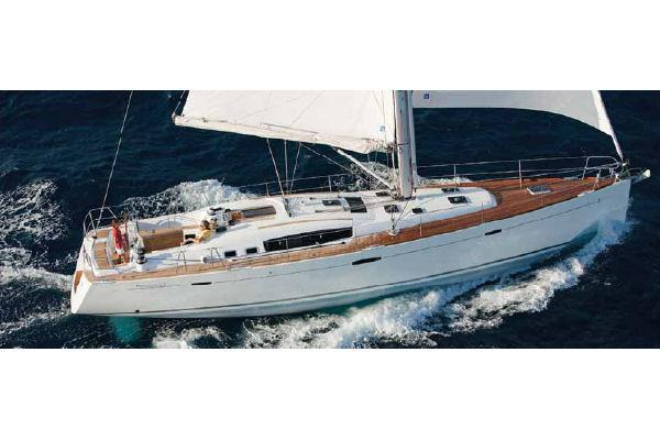 Beneteau Oceanis 54 Manufacturer Provided Image